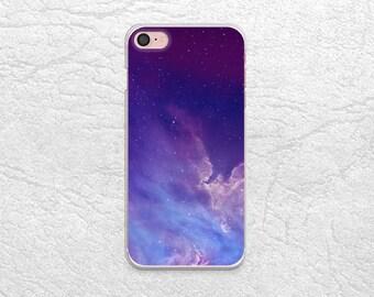 Purple Galaxy Sky phone case for iPhone 7, Google Pixel XL, Sony Xperia Z5, LG G5, Nexus 5X, Samsung S7, Note 5, HTC One M9, Nexus 6P -X26