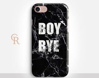 Boy Bye Phone Case For iPhone 8 iPhone 8 Plus iPhone X Phone 7 Plus iPhone 6 iPhone 6S  iPhone SE Samsung S8 iPhone 5 Beyonce Lemonade