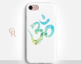 Ohm Phone Case For iPhone 8 iPhone 8 Plus iPhone X Phone 7 Plus iPhone 6 iPhone 6S  iPhone SE Samsung S8 iPhone 5 Spiritual Esoteric