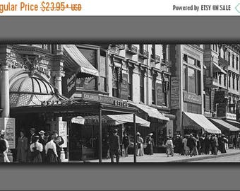 20% Off Sale - Poster, Many Sizes Available; 1906 Tremontst Boston Usa Bydetroitpublishingco Lc Detail