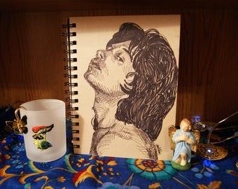 Mick - Pen Portrait