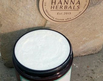 On Sale Vanilla Whipped Body Butter - Dry Skin Relief - Shea Butter - Winter Skin Relief - Vegan Lotion