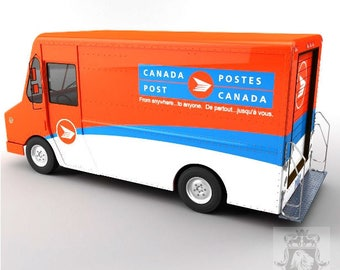 TRACKED PACKAGE -- MEXICO Destinations Only -- CanadaPost Express Shipping: - 8-10 Business day Delivery