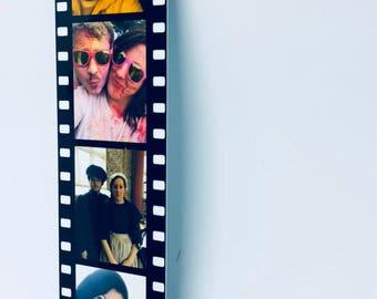 Personalised Film Strip Fridge Magnet