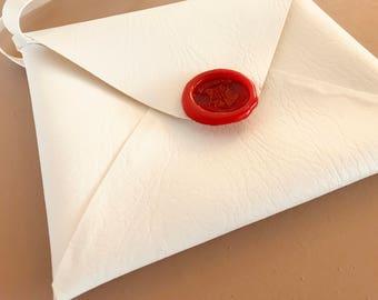 Harry Potter Wristlet Clutch, Harry Potter Hogwarts Acceptance Letter Wristlet Clutch Purse
