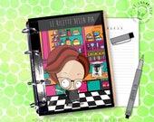 Quaderno Appunti Personalizzato Caricatura