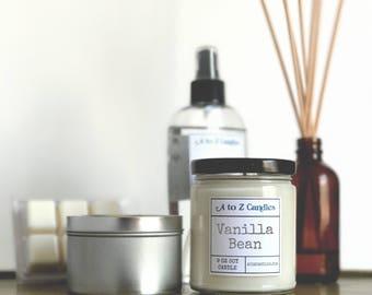 Vanilla Candle | Vanilla Wax Melts | Vanilla Bean Candle | Vanilla Wax Tarts | Vanilla Tea Light Candles | Soy Wax Melts | Vanilla Bean Wax