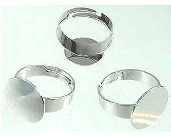 AN adjustable ring finding (15 mm tray)