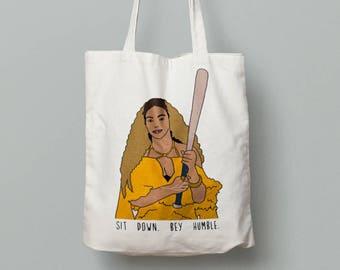 Bey Humble | Tote Bag