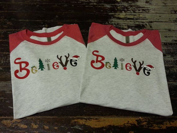 BELIEVE Design Tee