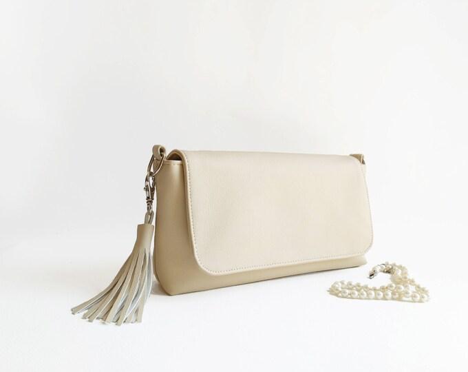 Wedding clutch, Evening bag, Women purse, Crossbody mini, Monogram clutch Vegan bag, Bridesmaid Gift