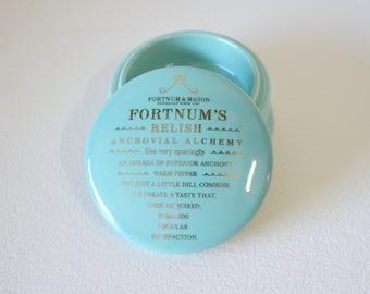 Fortnum and Mason China box, jewelry box, china