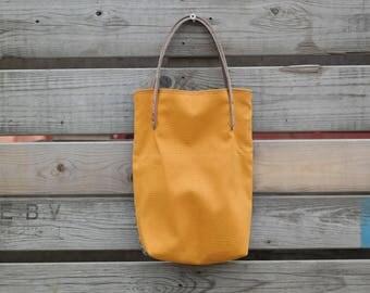Tweezijdige tote tas