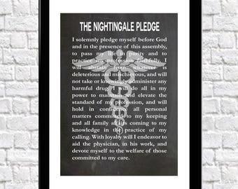 Florence Nightingale Etsy
