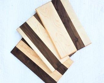 Maple Walnut Cutting Board | Personalized Maple Cutting Board | Personalized Walnut Cutting Board | Personalized Walnut Cheese Board