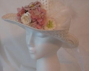 Bridal, Cowboy hat, chic, Rustic Wedding, Bachelorette Party, Nashville, Country girl