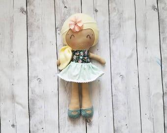 Daisy - Handmade Baby Doll