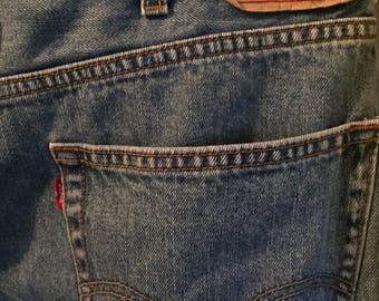 Vintage Mens Levi's jeans.
