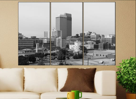 Omaha Nebraska canvas wall art Omaha canvas art Omaha wall decoration Omaha large canvas Omaha wall art canvas Omaha