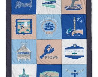 Provincetown Destination Blanket