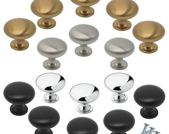 dresser knobs drawer knob pulls handles black brass brushed nickel cabinet knobs door knob