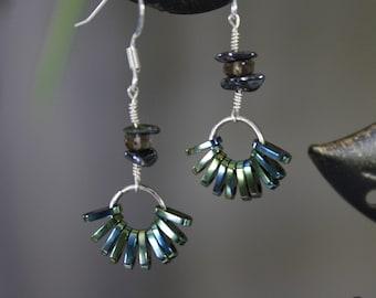 Bluegreen Earrings