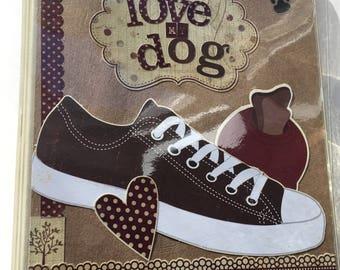 mini dog photo album