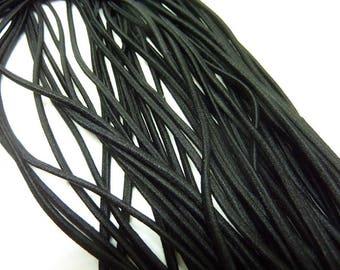 65 m elastic black 3 x 2 mm CH0300
