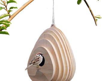 BIRD HOUSE, bird nest, Medium Size