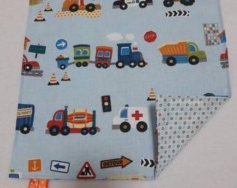 Kids towel model cars