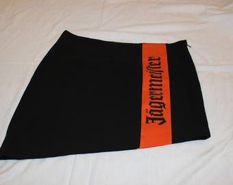 Jägermeister Skirt // Size small // SUPER RARE // Jagermeister
