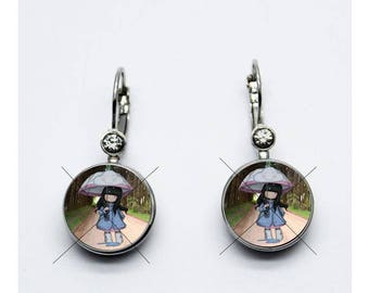 just tell me which gorjuss earrings