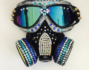 Burning man goggles order for zafeer  2 goggles and mask
