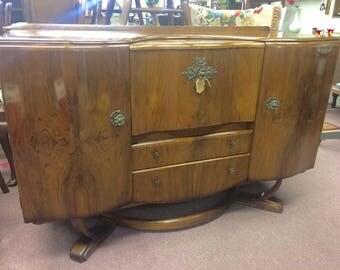 Vintage liquor cabinet | Etsy