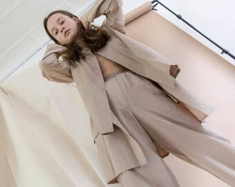 Vintage Giorgio Armani 3 Piece Suit