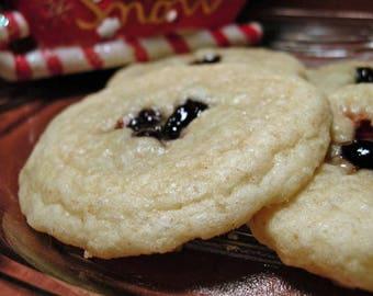 Sugar Plum Cookies
