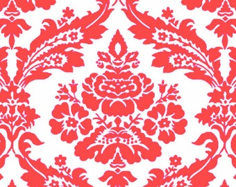 Picnic Damask by Tanya Whelan for Free Spirit -  cotton quilting fabric by the yard