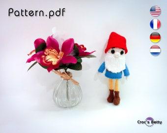 Pattern - Ninon the Garden Gnome