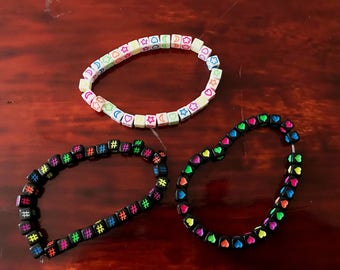 Idiosyncratic Bracelets