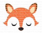 fox svg, fox face svg, fox shirt svg, boy svg files, wild animal svg, woodland svg, boy shirt svg, kids shirt svg, woodland animals svg