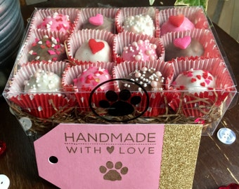 Valentines Dog Treats, dog treats, gourmet dog treats, peanut butter dog treat, dog biscuit, dog birthday treats, cute dog treat, valentine