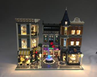 led beleuchtung kit f r lego 10214 tower bridge. Black Bedroom Furniture Sets. Home Design Ideas