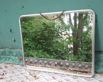 vintage Barber mirror