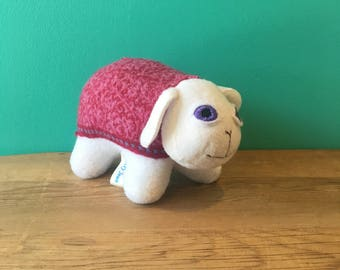 Basil the Sheep-Creatures By Hetty Jean
