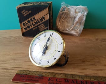 New Old Stock Electric Clock Movement - Lanshire - Chicago, IL