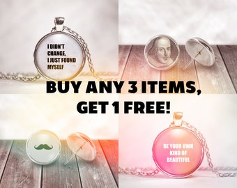 Buy 3 Items, Get One Free, Discount, Special Offer