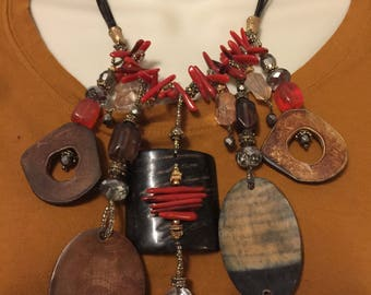 African Tribal Necklace
