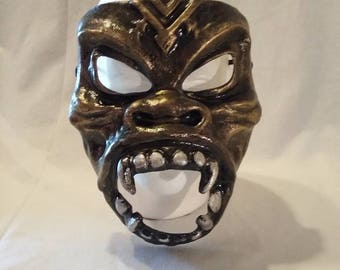 M'baku ape Mask , inspired by the black panther movie.