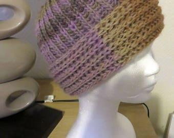 Pastel wool hat