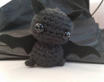 Boop the Bat - Crochet - Made To Order